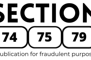 SECTION 74, 75 , 79