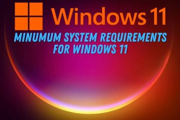 requirements for windows 11