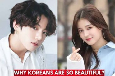why Korean are so beautiful?