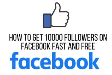 How to get 10000 followers on Facebook fast and free
