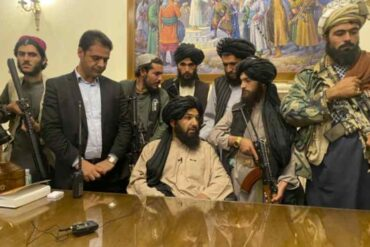 Taliban rulled out